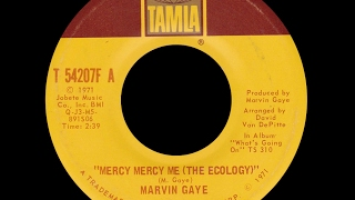Marvin Gaye ~ Mercy Mercy Me (The Ecology) 1971 Soul Purrfection Version