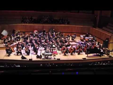 """""""White Knight"""" (Tomorrow Never Dies) - David Arnold with live orchestra"""