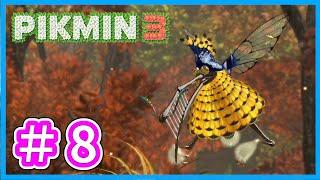 名作の続編がWiiUでパワーアップ!「ピクミン3」の実況動画です。 いよ...