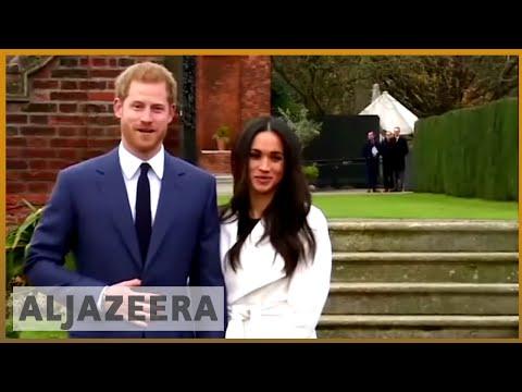 🇬🇧👑 Royal wedding: Royal wedding fever has struck