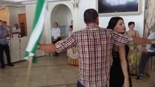 Анапа, 16 июля 2016. Свадьба Альберта Урчукова. Видео 1