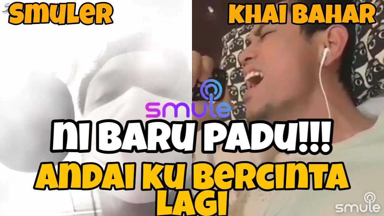 Andai Ku Bercinta lagi - Khai Bahar dan Smuler | Mojo | Smule Malaysia