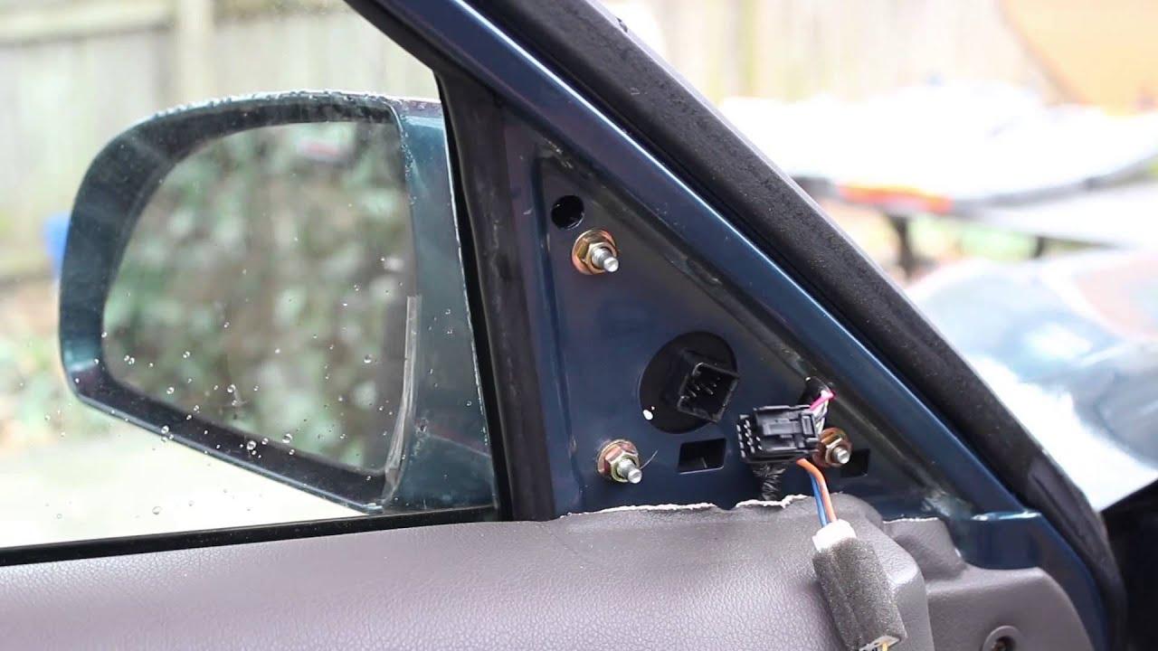 2013 Hyundai Genesis Wiring Diagram Driver Side Mirror Replacement How To Hyundai Sonata 2006