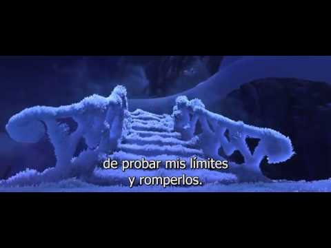 Frozen 'Let It Go'  Idina Menzel muxed subtitulada español latino