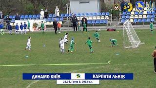 «Динамо» Київ - «Карпати» Львів (Leo Cup 2021, Огляд матчу)