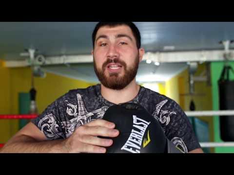 Перчатки с грузиками ! Everlast C3 Pro Weighted Heavy Bag Gloves