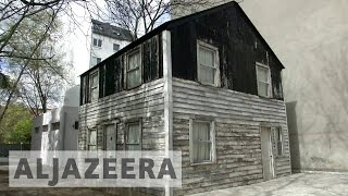 Artist brings Rosa Parks' house to Berlin