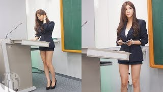 The Hottest Teachers You Wish You Had!