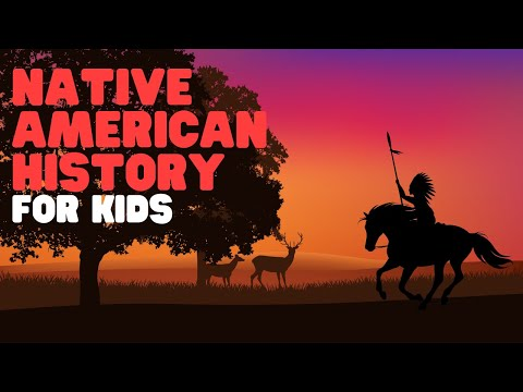 Native American For Kids   An Insightful Look Into The History Of The Native Americans