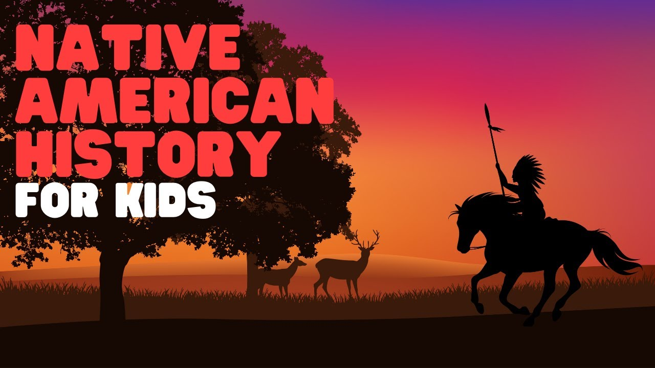 Native American for Kids   An insightful look into the history of the Native  Americans - YouTube [ 720 x 1280 Pixel ]