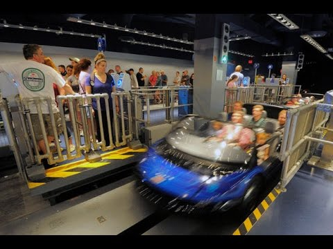 Test Track Complete Experience HD Epcot Walt Disney World