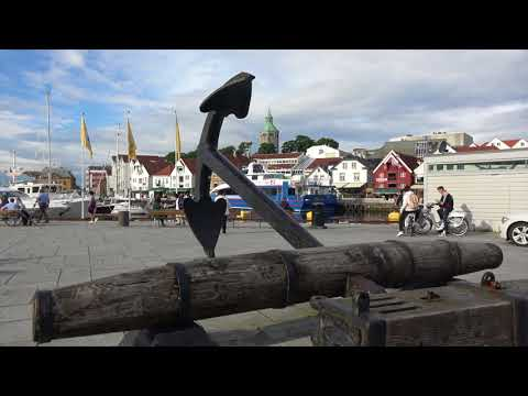A visit to Stavanger (Norway/Norge)