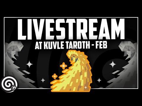 LIVESTREAM - Arch Tempered Kulve Taroth - Feb 13   Monster Hunter World thumbnail