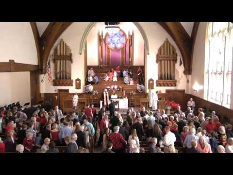 2016-05-16 United Methodist Church of West Chester Worship Service