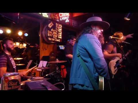 """The Bad Jones~Paying original """"Shadows"""" at the Sugar Mill~5/30/16"""