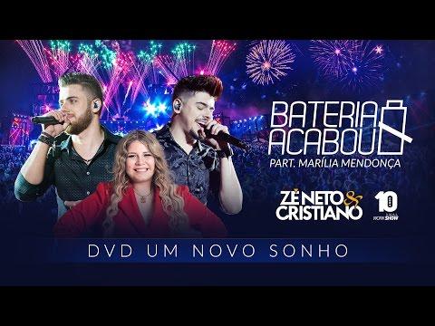 DVD Zé Neto e Cristiano - Um Novo Sonho (Ao Vivo Em Cuiabá) (2017/2018)