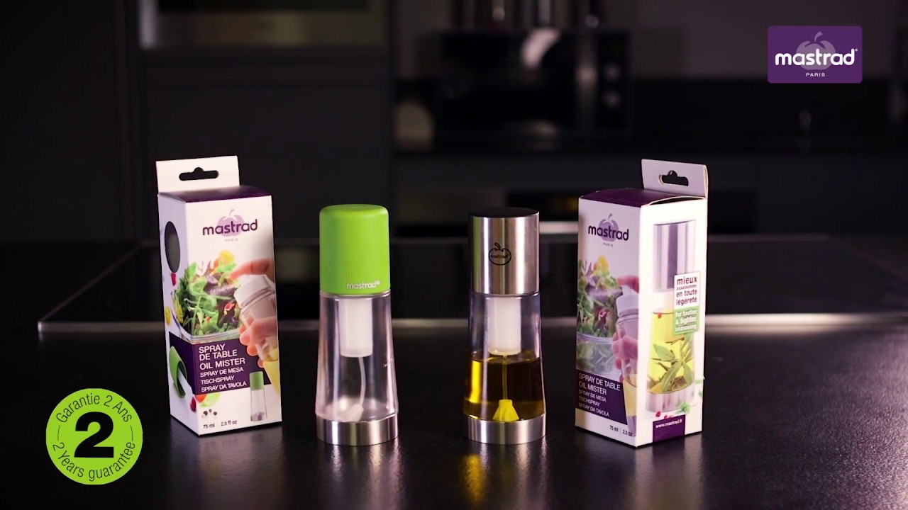 spray cuisine a huile mastrad