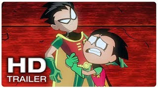 TEEN TITANS GO! VS. TEEN TITANS Trailer #1 Official (NEW 2019) Animated Movie HD