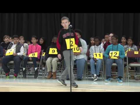 Fulton County Schools' Spelling Bee HD