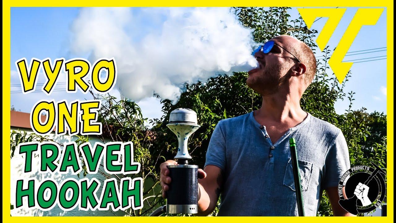 Vyro One Travel Shisha von Aeon - YouTube