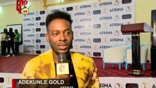 ADEKUNLE GOLD SPEAKS ON RUMOURED LOVE TRIANGLE WITH FALZ AND SIMI