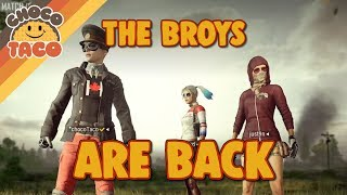 The Broys are Out of Practice - chocoTaco PUBG Gameplay