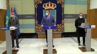 El Principado de Asturias solicita el estado de alarma
