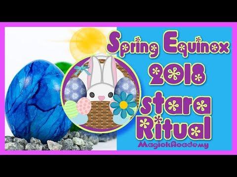 Spring Equinox 2018 Ostara Ritual