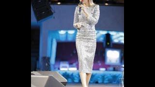 Ксения Собчак в Минске Подняла Юбку и Показала Кривые Ноги. Женские Ноги без Трусов