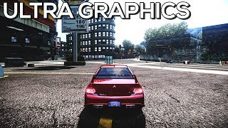 NEED FOR SPEED: MOST WANTED (2005) - ULTRA GRAPHICS MOD HD | ReShade + ProjectHD 2.5 + FullHD Patch