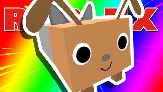 ROBLOX PET SIMULATOR MODERATOR STOPS ME CREAZIONE : RAREST DOG CAT PET!! [AGGIORNAMENTO 14] (Giveaway)