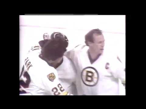 1979 Habs-Bruins Playoff Highlights