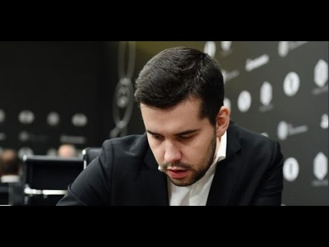 Hammer Hammered In Game vs Nepomniachtchi Rd2 Moscow Grand Prix 2017