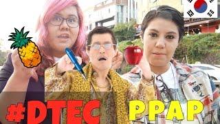 challenge accepted ppap pen pineapple apple pen   double trouble tv 317 dtec