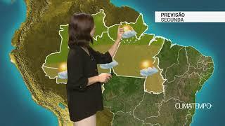 Previsão Norte – Temperaturas sobem no AC e RO