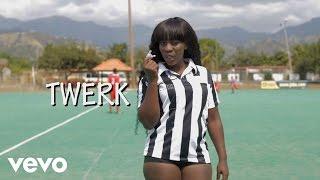 Смотреть клип Spice - Twerk
