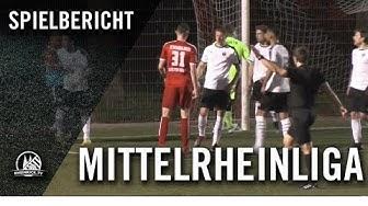 FC Hürth – FC Wegberg-Beeck (20. Spieltag, Mittelrheinliga)
