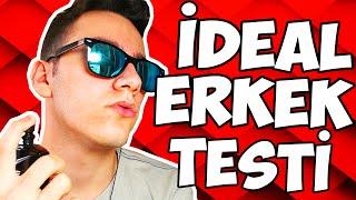 EN İYİ ERKEK!! - İdeal Erkek Testi