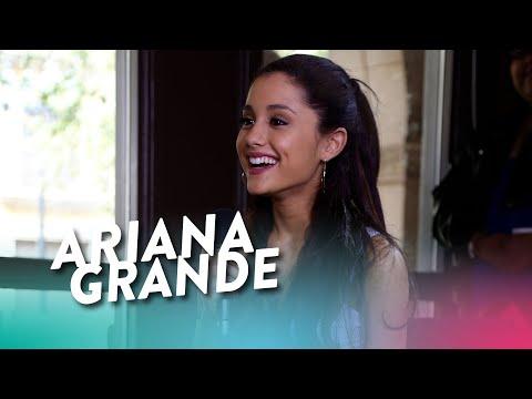 Ariana Grande on Kidd Kraddick in the Morning