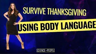 Thanksgiving Body Language