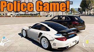 Forza Horizon 2 | Undercover Cop Chase! 911 GT2 vs Cayenne Turbo Cop