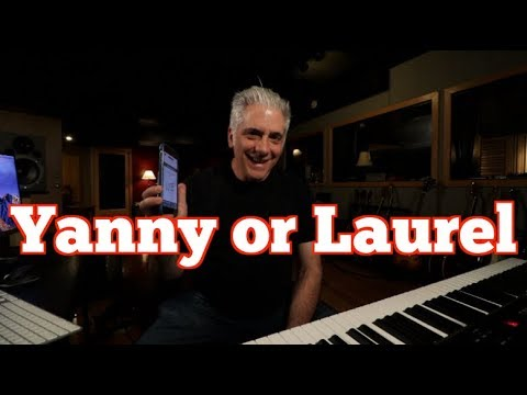 Yanny or Laurel? We Ask the Experts...