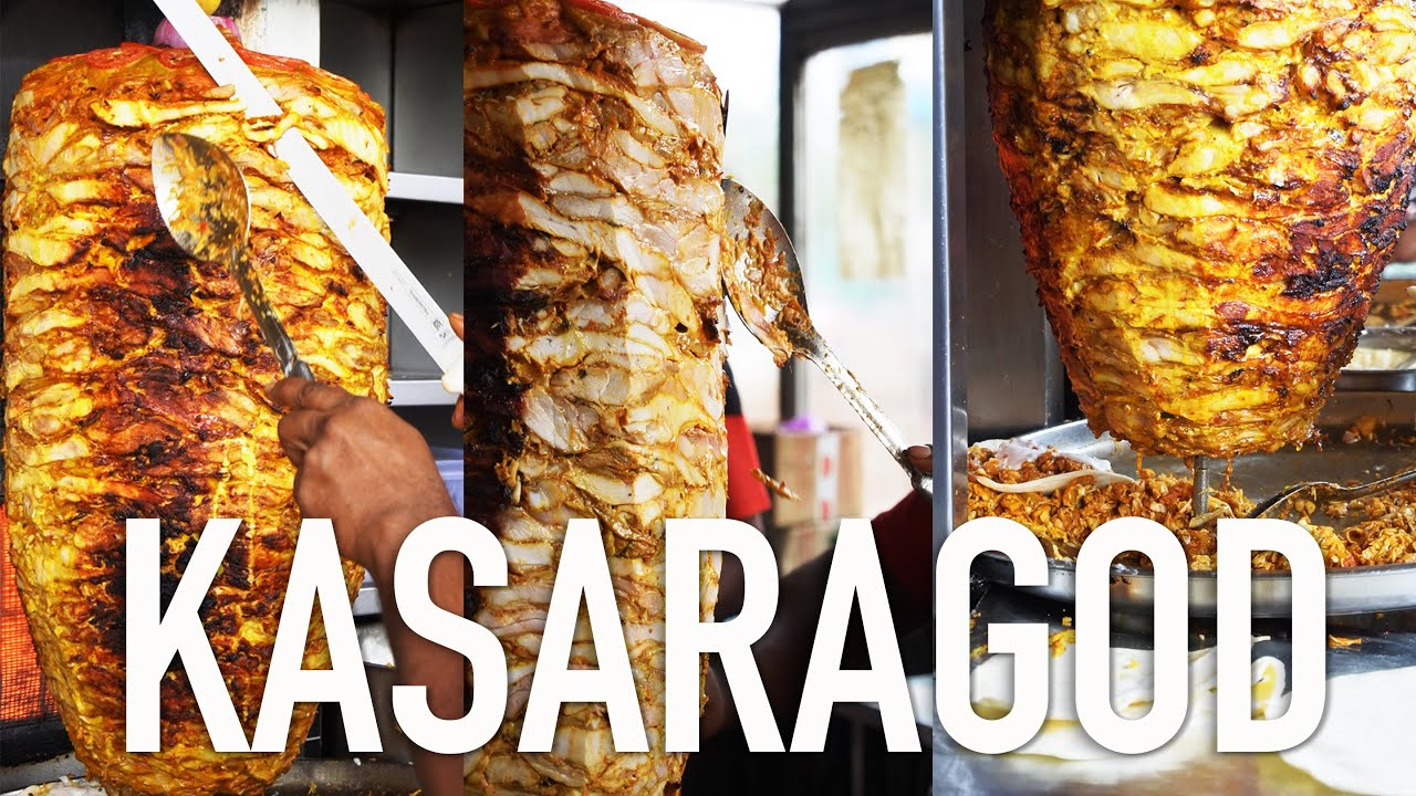 Shawarma, Golden Bakery, Kasaragod