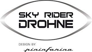 Das offizielle Montageprotokoll zur Sky Rider Drohne, Lieferung 1, Bauphase 4