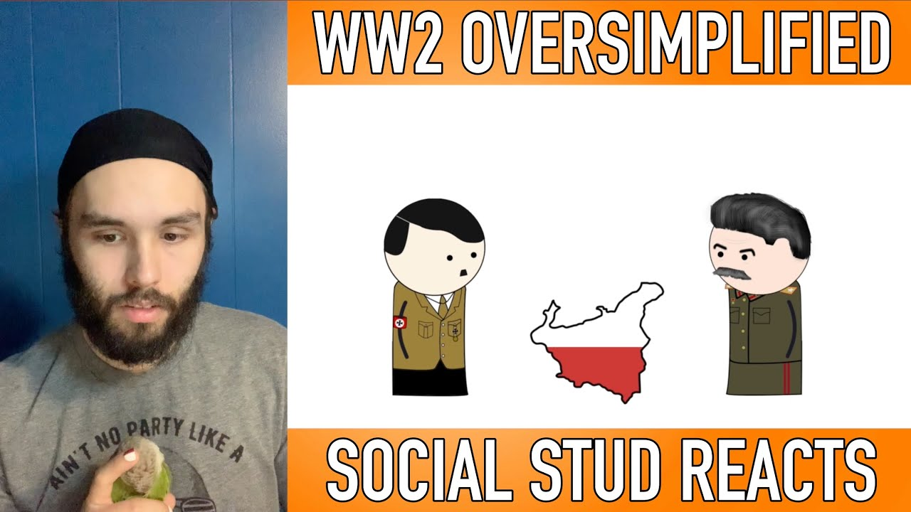 Download Social Stud Reacts | WW2 - OverSimplified (Part 1)