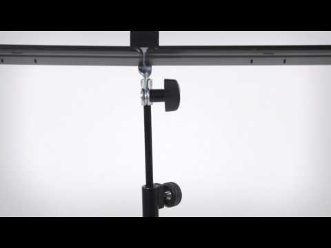Easy Fold Music Stand 10040