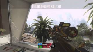 BO2| Raid big window suicide shot SwaY Haze