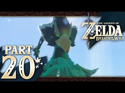 The Legend of Zelda: Breath of the Wild - Part 20 - Divine Beast Vah Medoh