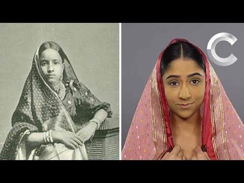 100 Years of Beauty: India - Research Behind the Looks
