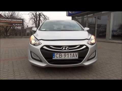 Hyundai i30 1.4 MPI 2014r. CLASSIC